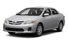 Toyota Corolla X restyle