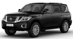 Nissan Patrol VI